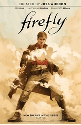 Picture of Firefly New Sheriff In Verse Vol 02 HC