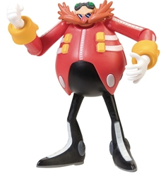 """Picture of Sonic the Hedgehog 2-1/2"""" Wave 2 Dr. Eggman Figure"""