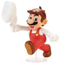 Picture of Nintendo Super Fire Mario 2.5in Figure