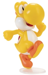 Picture of Nintendo Super Mario Yellow Yoshi 2.5in Figure