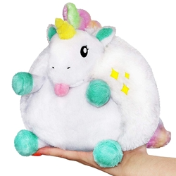 Picture of Baby Unicorn Squishable Mini Plush