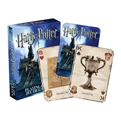 Picture of Harry Potter Playing Cards