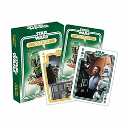 Picture of Star Wars Boba Fett Playing Cards