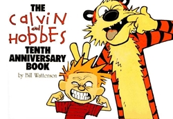 Picture of Calvin and Hobbes 10th Anniversary Book SC