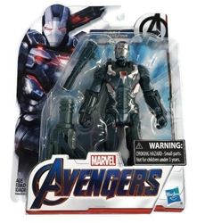 Picture of Marvel Avengers War Machine 6 Inch Hasbro
