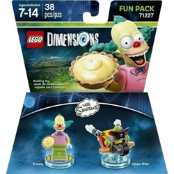 Picture of LEGO Dimensions The Simpsons 38 pcs