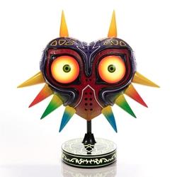 """Picture of Legend of Zelda Majora's Mask 12"""" Light-Up Statue"""
