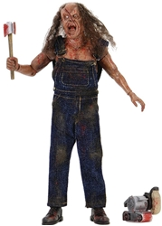 """Picture of Hatchet 8"""" Clothed Victor Crowley Figure"""