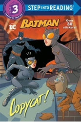 Picture of Batman Copycat! SC Step into Reading Step 3