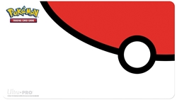 "Picture of Pokemon Pokeball Playmat 24""x13.5"""