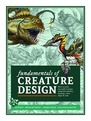 Picture of Fundamentals of Creature Design SC