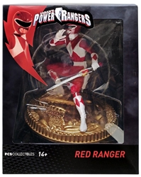 Picture of Power Rangers PCS Collectibles Red Ranger (opened)