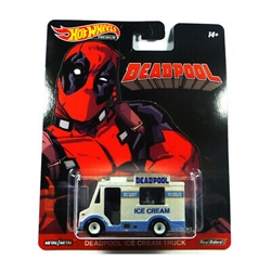 Picture of Hot Wheels Deadpool Ice Cream Truck
