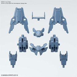 Picture of 30 Minute Missions Option Armor for Commander Cielnova Exclusive Bue Gray 30MM Model Kit