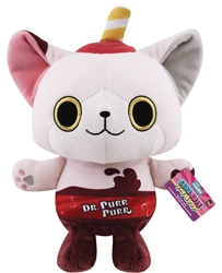 "Picture of Paka Paka Soda Kat Dr. Purr Purr 7"" Plush"