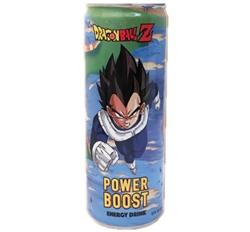 Picture of Dragon Ball Z Vegeta 12oz Energy Drink