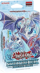 Picture of Yu-Gi-Oh! TCG Freezing Chains Structure Deck