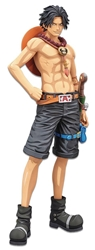 Picture of One Piece Portgas D Ace Grandista Manga Dimensions Figure