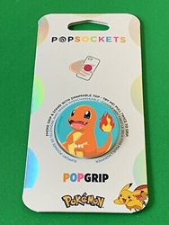 Picture of Pokemon Charmander Knocked PopSocket PopGrip