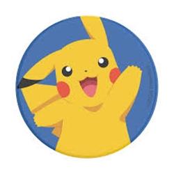 Picture of Pokemon Pikachu Knocked PopSocket PopGrip