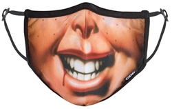 Picture of Child's Play Chucky Face Adult Face Mask
