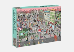 Picture of Where's Bowie? 500 Piece Puzzle