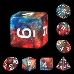 Picture of Dragon Scale Dice Set