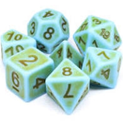 Picture of Mini Moss Dice Set