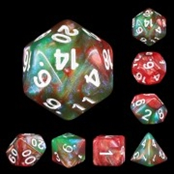 Picture of Eternal Summer Dice Set