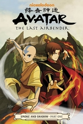 Picture of Avatar the Last Airbender Vol 10 SC Smoke and Shadow Part 1