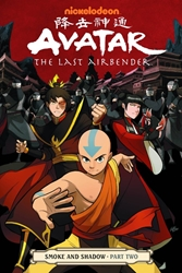 Picture of Avatar the Last Airbender Vol 11 SC Smoke and Shadow Part 2