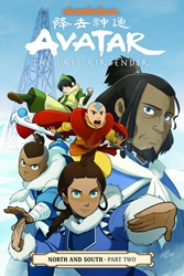 Picture of Avatar the Last Airbender Vol 14 SC North and South Part 2