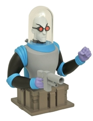 Picture of Batman Mr Freeze Batman Animated Bust