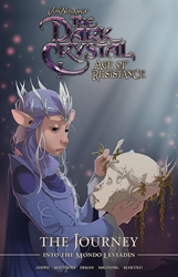 Picture of Dark Crystal Journey into Mondo Leviadin HC