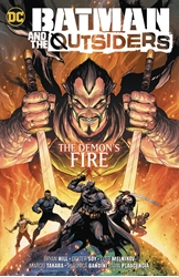 Picture of Batman and the Outsiders Vol 03 SC Demon's Fire