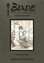 Picture of Blade of Immortal Vol 02 HC