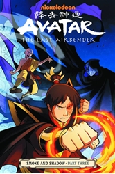 Picture of Avatar the Last Airbender Vol 12 SC Smoke and Shadow Part 3