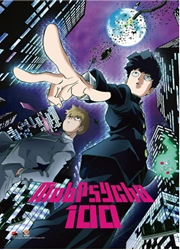 Picture of Mob Psycho 100 Key Art 1 Wall Scroll