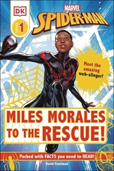 Picture of Marvel Spider-man Miles Morales to the Rescue SC