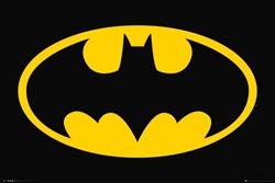 """Picture of Batman Bat Symbol 24"""" x 36"""" Poster"""