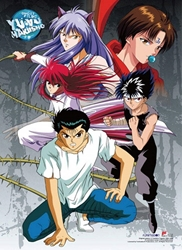 Picture of Yu Yu Hakusho Group D Wall Scroll