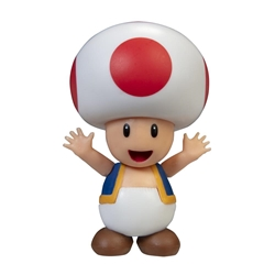 Picture of Nintendo Super Mario Toad Figure