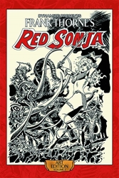 Picture of Frank Thorne Red Sonja Art Edition Vol 03 HC