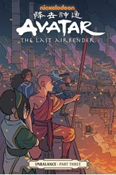 Picture of Avatar the Last Airbender Vol 18 SC Imbalance Part Three