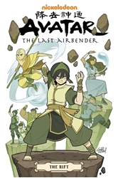 Picture of Avatar the Last Airbender Rift Omnibus SC