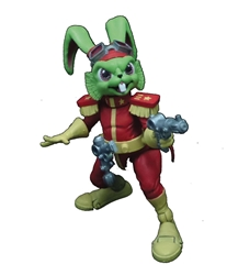 Picture of Bucky O'Hare Action Figure