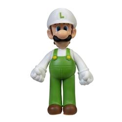 Picture of Nintendo Super Mario Fire Luigi Figure