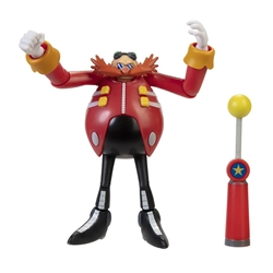Picture of Sonic the Hedgehog Dr. Eggman Action Figure