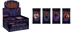 Picture of Flesh and Blood TCG Arcane Rising Booster Pack