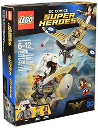 Picture of Lego DC Comics Super Heroes Wonder Woman Warrior Battle 286 Pieces